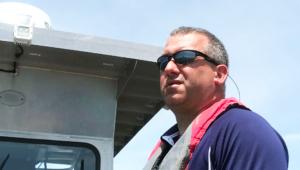 Greg Marsili, Harbormaster in Bristol, RI