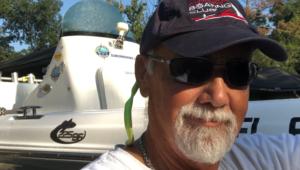 Captain Jim Suber, Dockmaster, Jacksonville, FL