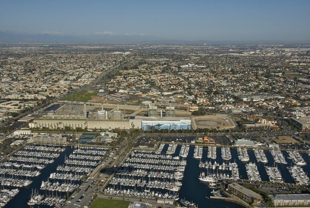Redondo Beach Marina, Redondo Beach, FL