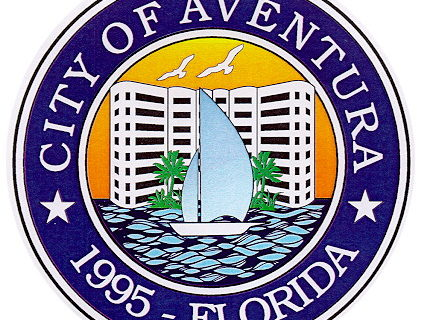 Seal of Aventura Florida
