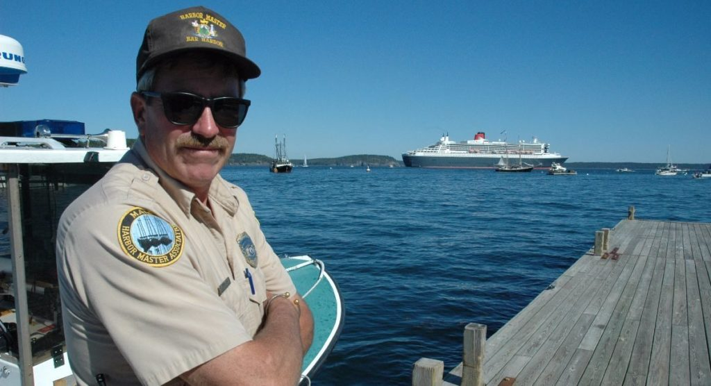 Charlie Phippen - Harbormaster in Bar Harbor, ME