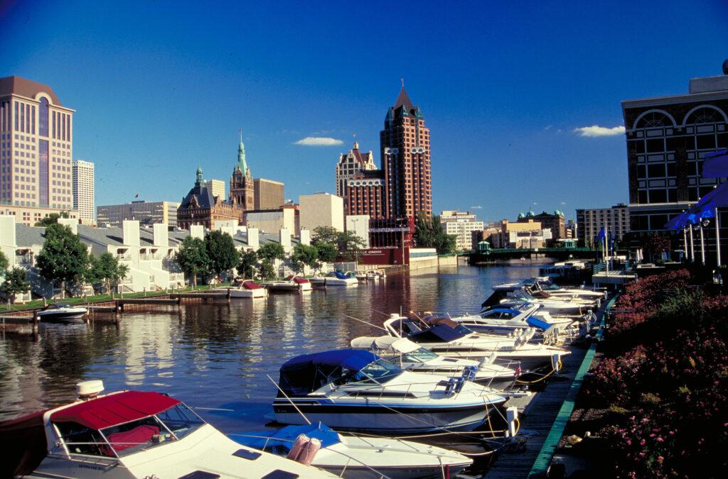 Port of Milwaukee, Wisconsin